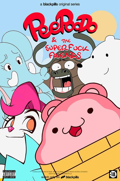 Bobbypills - Peepoodo & the Super Fuck Friends